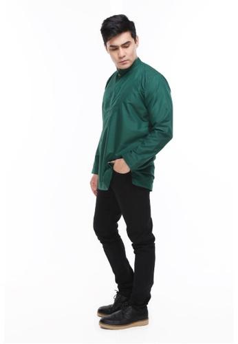 Amar Amran green Kurta Al Idrus 2.0 24ADAAADFBCC68GS_1