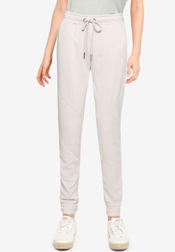 Noisy May grey Misa Sweat Pants A62F7AA1081573GS_1
