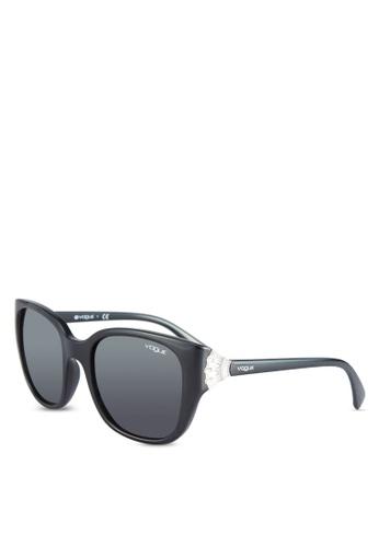 Vogue black Timeless VO5061SB Sunglasses VO655GL58WAZMY_1