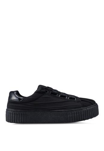 Vero Moda black Ane Sneaker AA9FCSH40E63FEGS_1