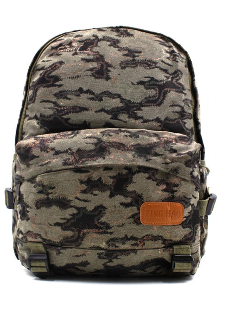Erwan Casual Backpack Knapsack