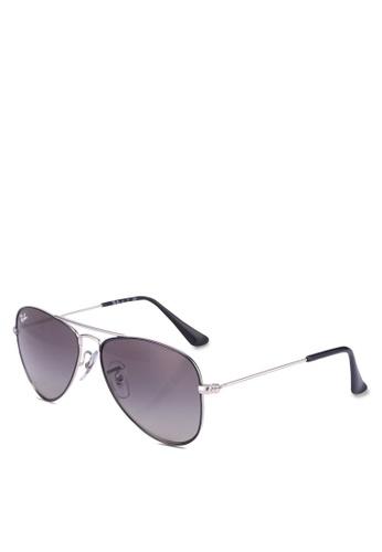 Ray-Ban multi Metal Unisex RJ9506S Sunglasses 52C21GL12E6D27GS_1