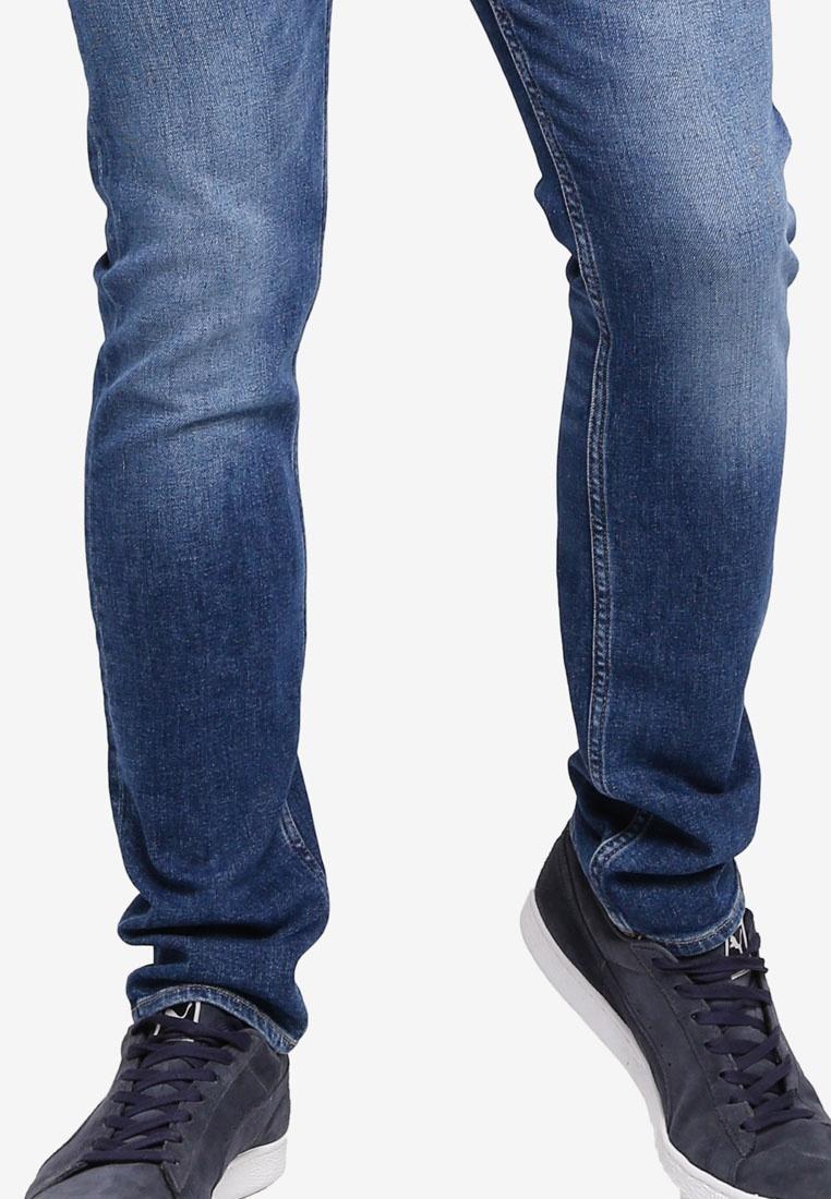 Medium Casual Jeans Boss Delaware BOSS Blue xq6UKI
