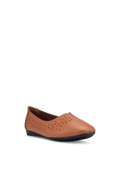 3fe7620f9ed Louis Cuppers Faux Leather Ballerina Flats RM 59.00. Sizes 37 38 39