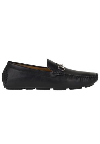 Tomaz black Tomaz C344 Buckle Loafers (Black) 6B594SHDBB6C7AGS_1