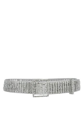 Vero Moda silver Sanela Belt 785A4AC42765E4GS_1