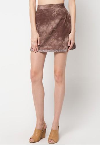 sophistix black Alunia Reversible Skirt SO829AA20XUPID_1