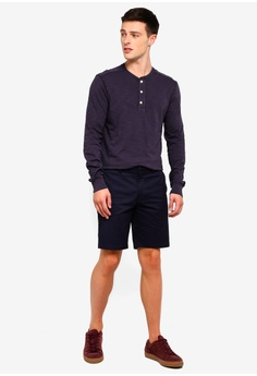 c4e1457694f 75% OFF J.Crew Ls Slub Henley Gmt Dye S  70.90 NOW S  17.90 Sizes S M L