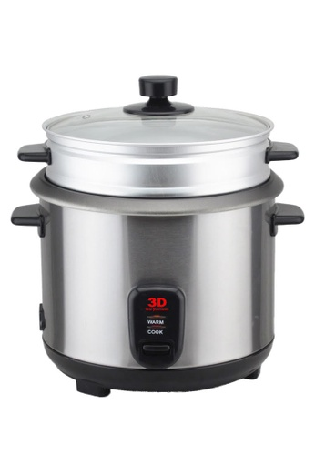 3D n/a Automatic Rice Cooker 10 Cups 524D5HL40F003AGS_1