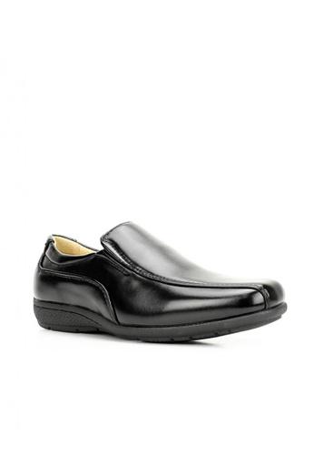 Mario D' boro Runway black CS 25919 Black Formal Shoes 84DD1KS4EC3DC6GS_1