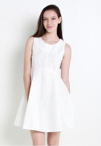 Leline Style white Jeanie Dress LE802AA83ZQUSG_1