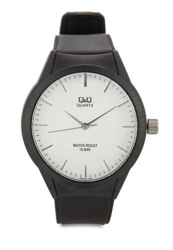 VR28J001Yzalora 折扣碼 圓框手錶, 錶類, 飾品配件