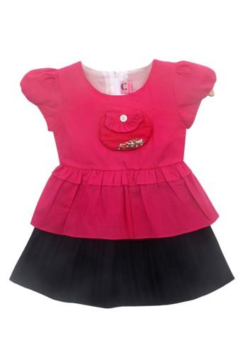 TWO MIX pink Setelan Baju Anak Perempuan 2988 E7FC0KAD2EC450GS_1