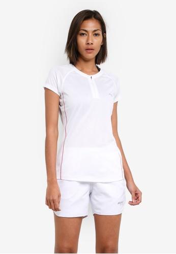 2GO white Round Neck Short Sleeve T-Shirt 2G729AA0S5XIMY_1