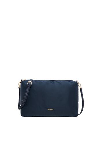 SEMBONIA blue SEMBONIA Crossbody Bag (Dark Blue) 2F4B3ACD84ACDAGS_1