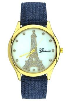 Geneva Women's Analog Casual Watch