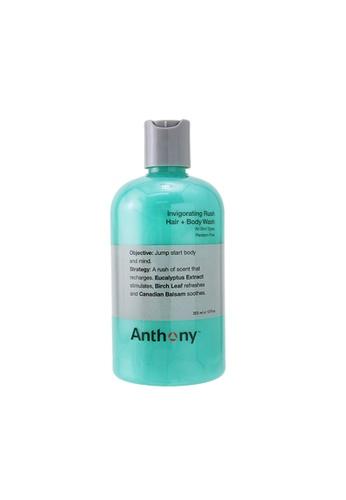ANTHONY ANTHONY - Invigorating Rush Hair & Body Wash (All Skin Types) 355ml/12oz A1B8FBE2132750GS_1