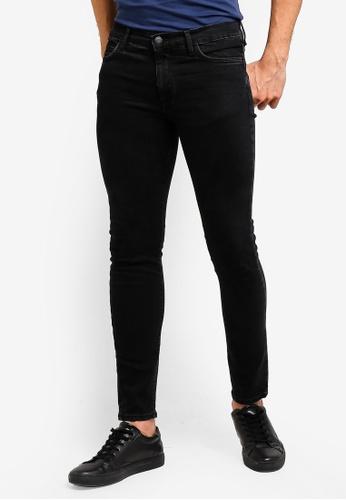 34dadc55cd6 Shop MANGO Man Skinny Black Jude Jeans Online on ZALORA Philippines
