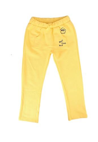 LC Waikiki yellow Baby Boy's Heavy Trousers F42FCKA7F33132GS_1