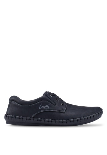 Louis Cuppers black Louis Cuppers Smart Casual Shoes D110BSH622AD34GS_1