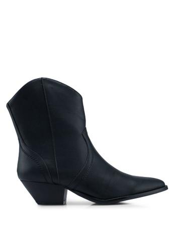 Rubi black Larissa Western Boots 0573CSH411EDCCGS_1
