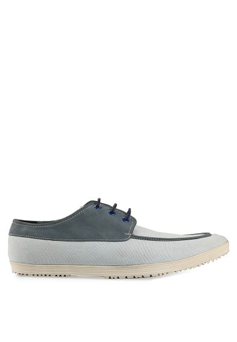 S.Baldo blue Ernest Casual Shoes SB324SH57UMKID_1