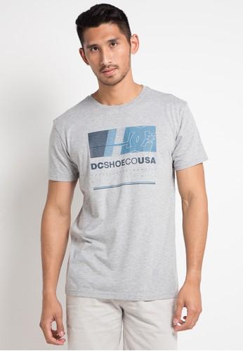 DC grey High Value Short Sleeve 7CCBEAAA06DC7BGS_1