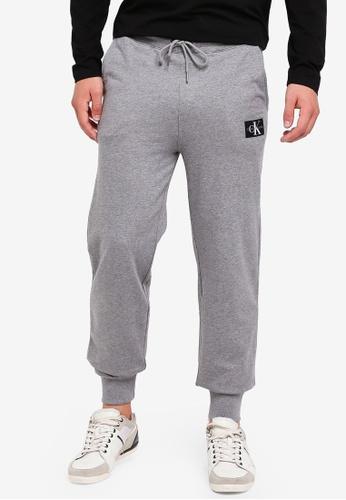 Calvin Klein 灰色 Hoku 3 Regular Jog Pants - Calvin Klein Jeans 9ADF6AAFB81738GS_1