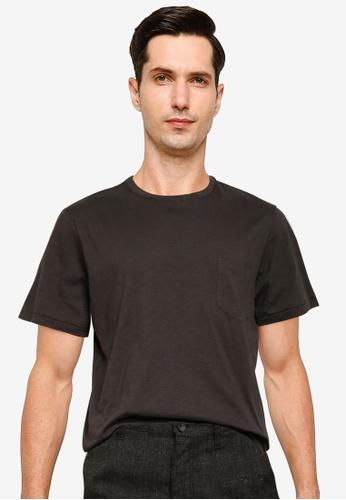 Cotton On 黑色 圓領T恤 581ACAA0EEB740GS_1