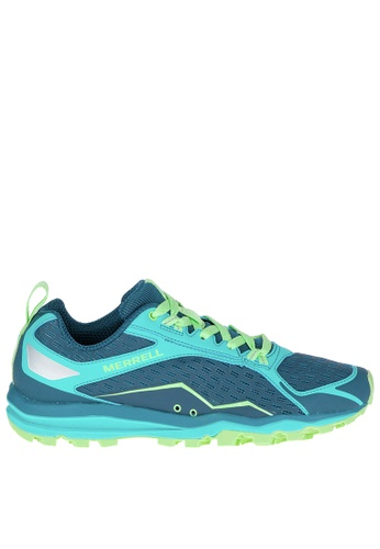 Merrell green ALL OUT CRUSH 3E0ABSH150A3C5GS_1