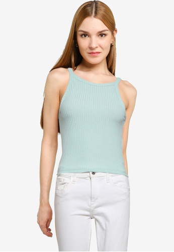 ONLY blue Nella Halter Top 4B270AAA0F8AB1GS_1