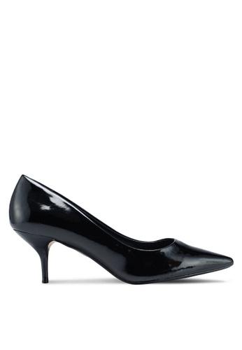 Dorothy Perkins black Black Eve Kitten Heels 5F084SH77C52EFGS_1