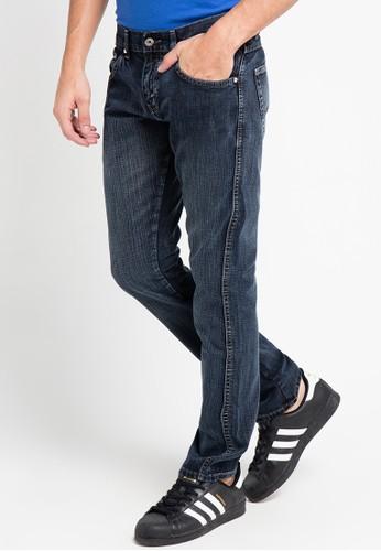 EDWIN black Long Jeans Pants 509-02-108 ED179AA0URHIID_1