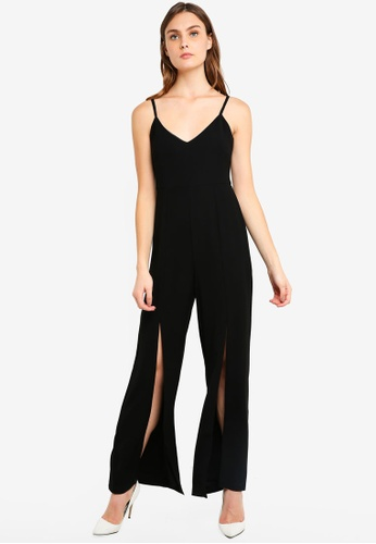 Forever New black Gerrie Jumpsuit 3C361AAA5E20FAGS_1