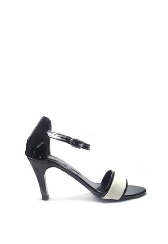 Beauty Shoes black Beauty Shoes Vinza 1418 Heels 72922SH38D1130GS_1