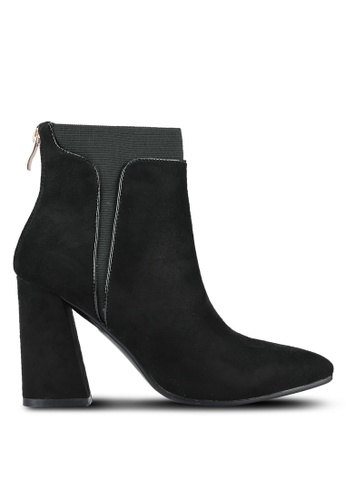 addicts anonymous black Jacinta Unique Chelsea Boots AD479SH0RL6DMY_1