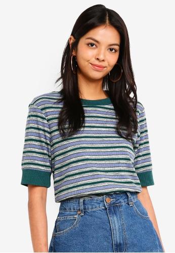 ESPRIT green Short Sleeve T-Shirt 36437AAB918DCFGS_1