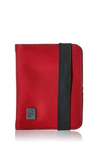 Victorinox red Victorinox Passport Holder 40A5EAC3AF9B39GS_1