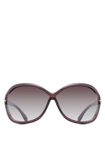 閃飾大框太陽眼鏡, esprit 衣服飾品配件, 方框