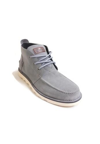 Toods Footwear grey Toods Footwear Novo - Grey TO932SH38KONID_1