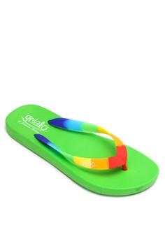 Irisa Flip Flops