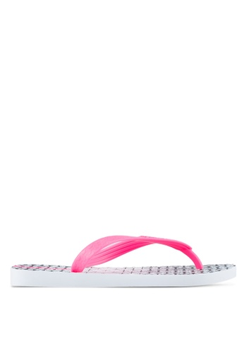 Ipanema black and white Ipanema Joy Flip Flops IP362SH0SS1TMY_1