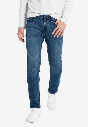 LC Waikiki blue Slim Fit Jeans 03F58AA62C091BGS_1