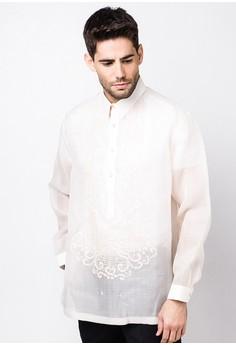 Piña Cocoon Shirt
