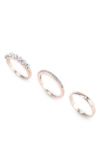 Call It Spring gold Kameil Ring 426B1AC7FC688CGS_1
