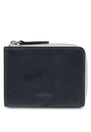 Rawrow grey Zip 182 Wallet 6FBD4AC9F70B37GS_1