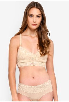 3c37b58fcce3d Cosabella beige Never Say Never Mommie Racie Bra FFA9FUS0EF5BE1GS_1