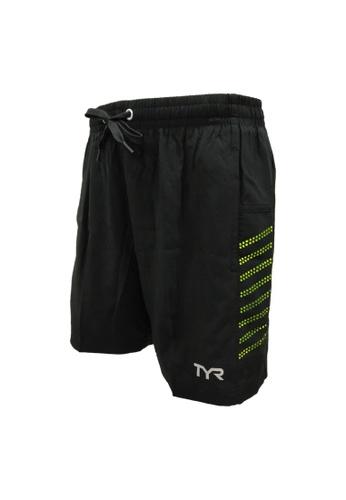 TYR black TYR Vapor Shorts C3EB6AA3A7B42AGS_1