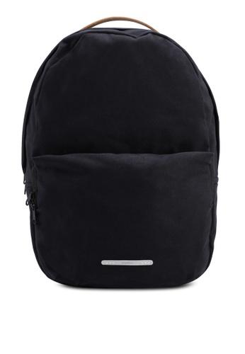 "Rawrow black Wax 222 Cotna 15"" Backpack EBEB9AC8388C3DGS_1"