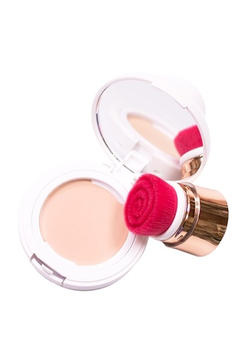 April Skin beige Rose Glam Cover Foundation #23 AP218BE63CKEMY_1